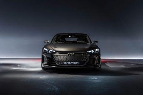На Женевском автосалоне Audi представит сразу четыре электромобиля