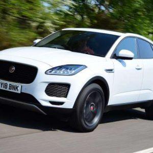 Дизельные автомобили Jaguar Land Rover лучшие в Европе по уровню вредных выбросов в атмосферу