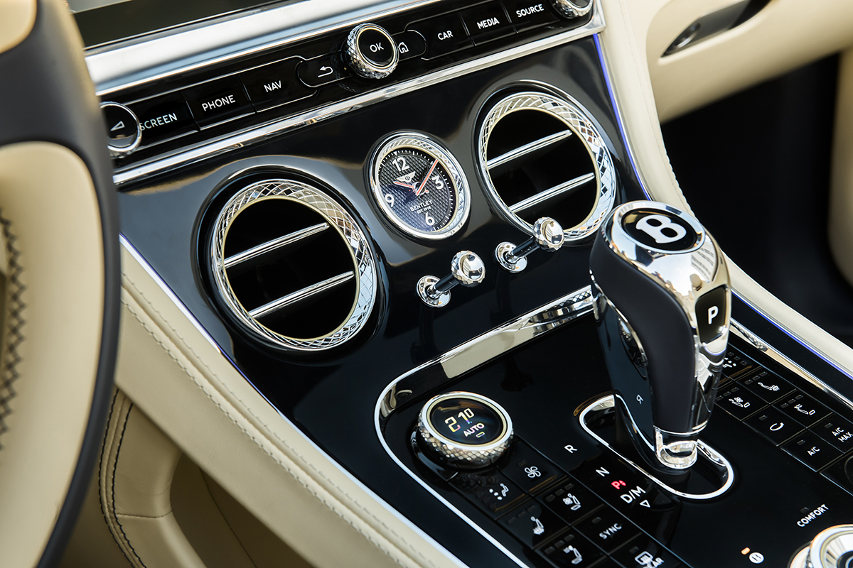 Bentley Continentl GT & GT Convertible V8_photo