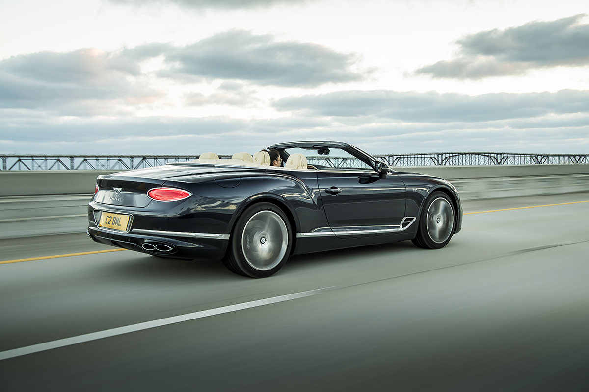 Bentley Continental GT Convertible V8 photo