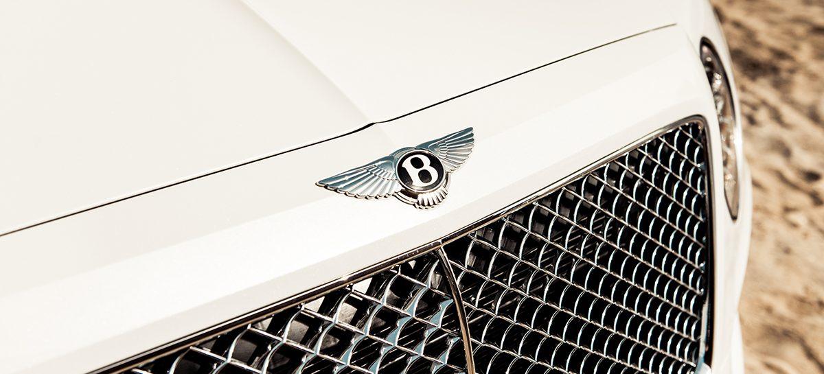 Bentley представляет лимитированную версию модели Bentayga Pearl of the Gulf