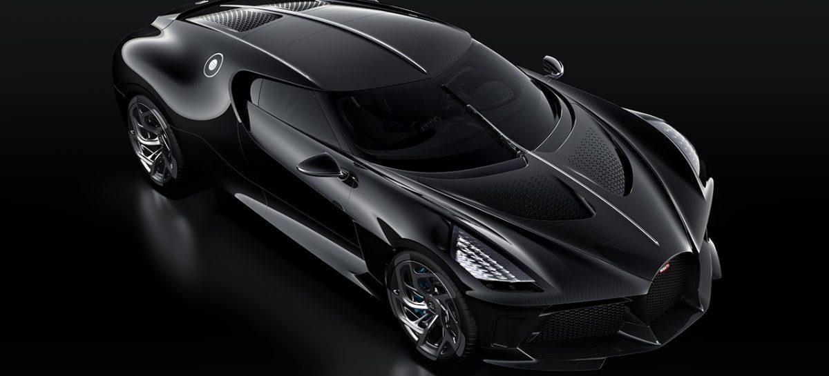 Bugatti показал самый дорогой в мире автомобиль