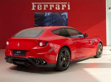 Ferrari отзывает более 2700 авто из-за неисправных дверей
