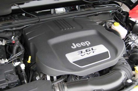 Trenton Engine Complex выпустили 10-миллионный двигатель Pentastar