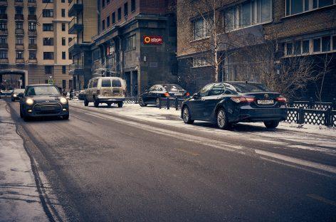 Тест-драйв Toyota Camry – неутомимое постоянство