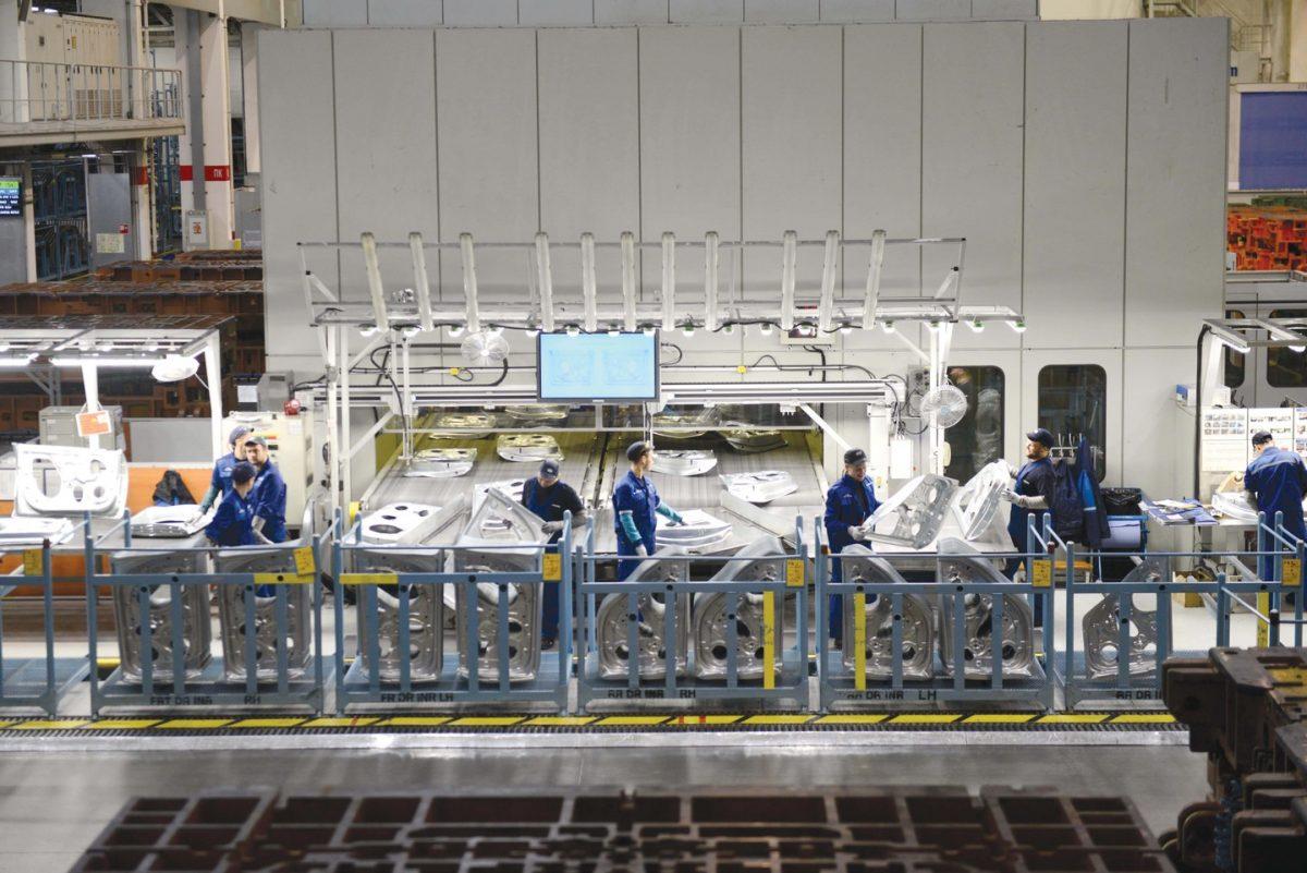 Завод Hyundai Motor