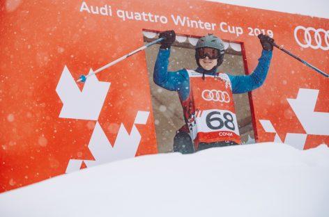 Финал чемпионата по горнолыжным видам спорта Audi quattro Winter Cup