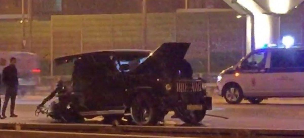 За ДТП на Можайском шоссе наказаны начальник и сотрудники ГИБДД Москвы