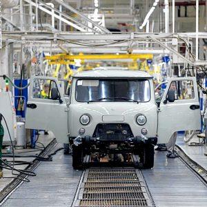УАЗ сократит издержки на перевозку и хранение запчастей с помощью полимерной тары