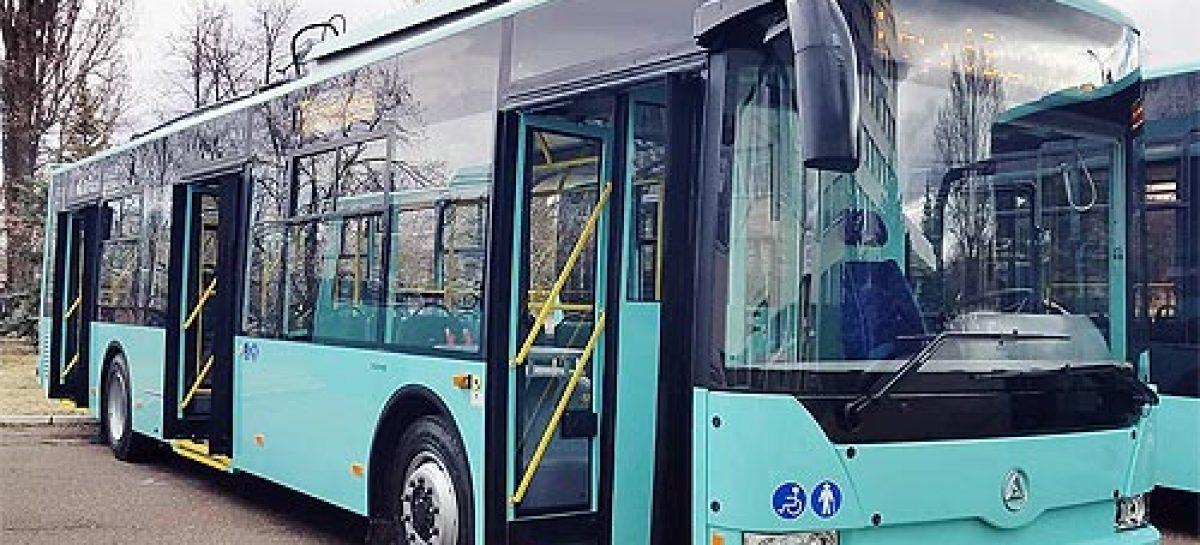 "Троллейбусы, с автономным ходом 20 км – новинка от корпорации ""Богдан"""
