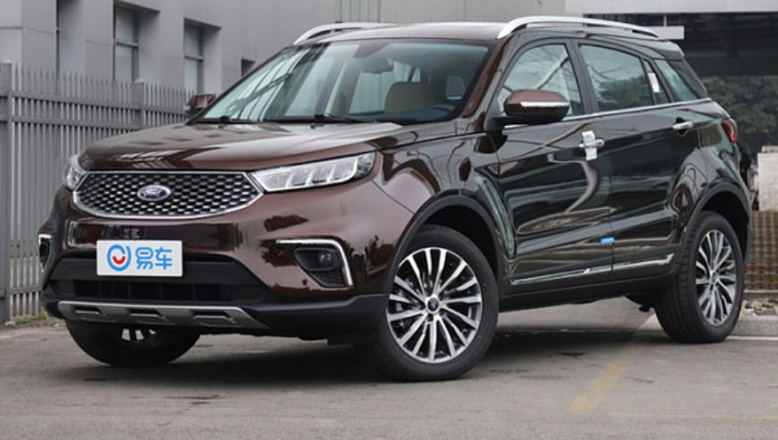 Ford Territory 2019 2