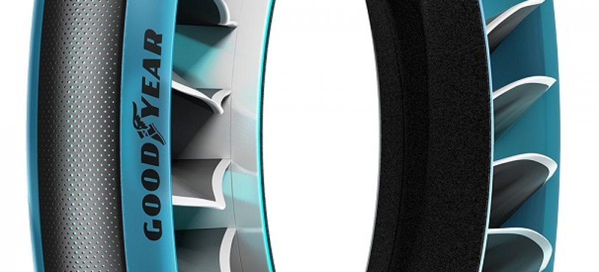 Goodyear AERO – концептуальные шины для автономных летающих автомобилей