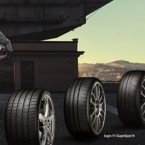 Дебют новой линейки Goodyear Eagle F1 SuperSport на Женевском международном автосалоне 2019 года