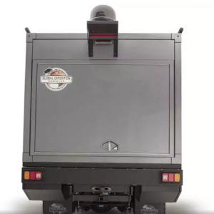 Мечта на колесах: грузовик Kenworth комфортный дом на колесах