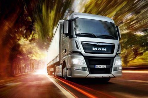 Автобус и городской грузовик MAN получили премию iF Design Awards