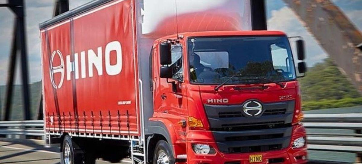 Японские грузовики Hino будут собирать в Подмосковье