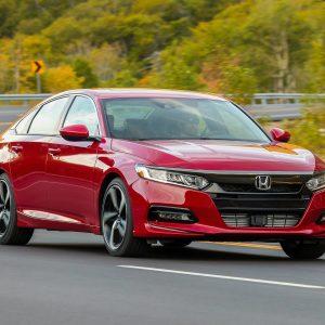 Тест-драйв Honda Accord: Полтора литра спорта