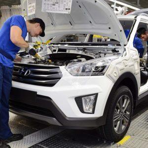 Завод Hyundai Motor назван одним из лучших работодателей России