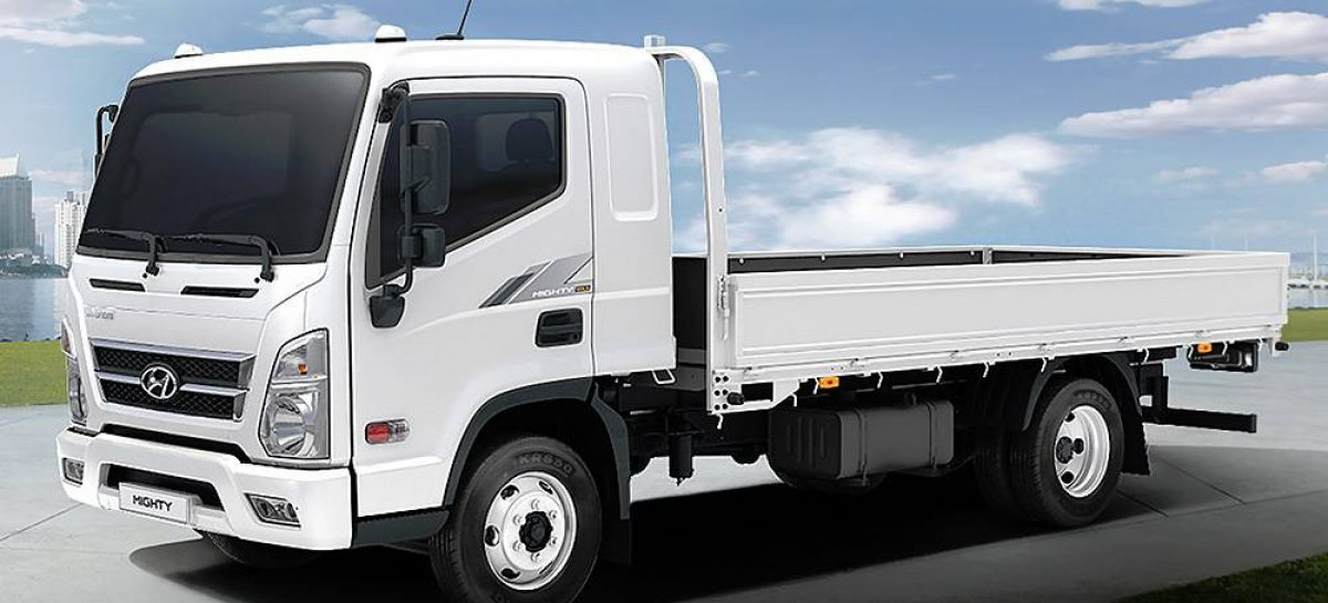 """Новый грузовик от Hyundai может заменить """"ГАЗон-NEXT"""""""