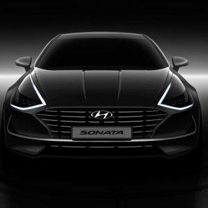 Hyundai Motor раскрывает детали новой модели Sonata