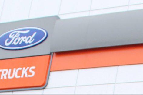 Первый Ford Trucks F-MAX передан клиенту