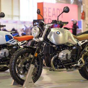 Рекордное количество новинок BMW Motorrad на выставке «Мотовесна 2019»