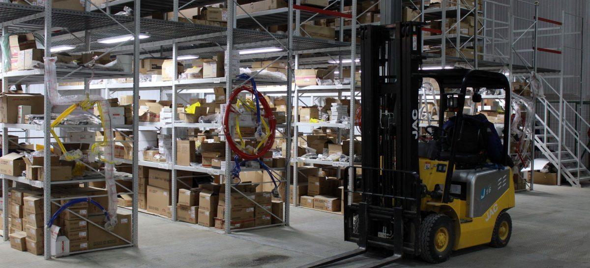 JAC Motors открыл склад запасных частей в России