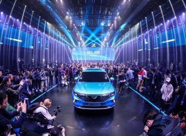 Volkswagen-FAW презентовало три новые модели Jetta