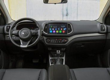 KIA выпустила обновленную версию перелицованной Hyundai Creta