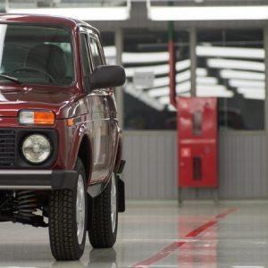 АвтоВАЗ планирует обновить нынешнее поколение Lada 4x4