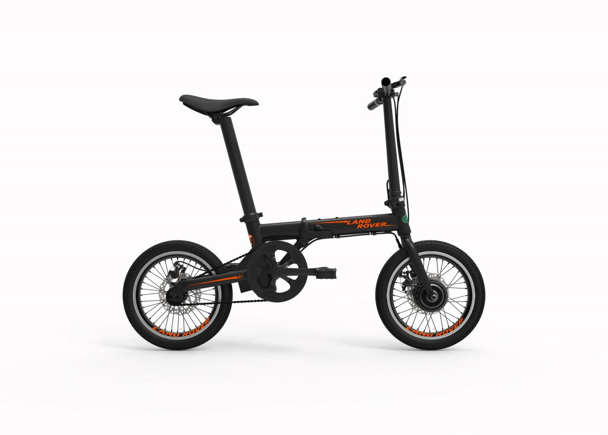 Land Rover electric bike