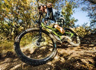 Новая шина Michelin E-Wild для электрических горных велосипедов