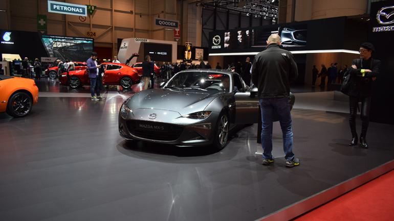 Mazda MX-5 2019 2