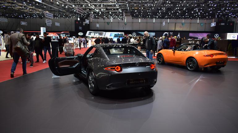 Mazda MX-5 2019 3