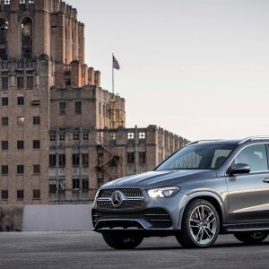 Новый Mercedes-AMG GLE 53 4MATIC
