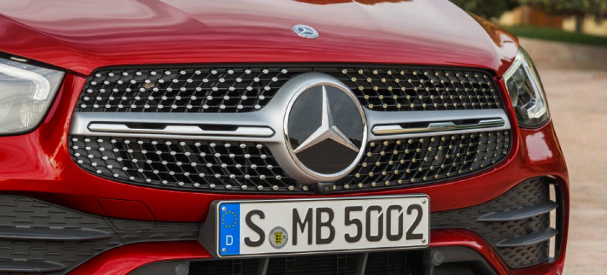 Новый Mercedes-Benz GLC – свобода и комфорт передвижения