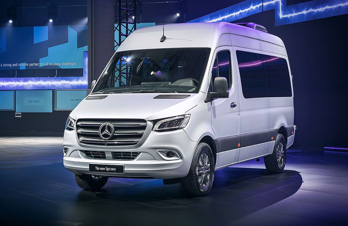 Mercedes-Benz-Sprinter photo