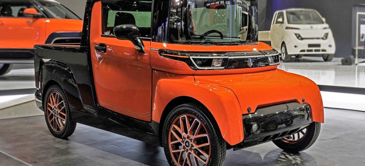 Автомобили будущего были представлены в Сеуле