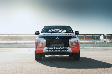 Mitsubishi L200 нового поколения – новый участник для серии SuperUte 2019 в Австралии