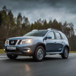 Nissan Terrano получил Apple CarPlay и Android Auto
