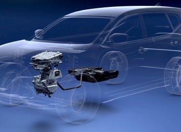 Nissan представляет модели e-POWER в Европе