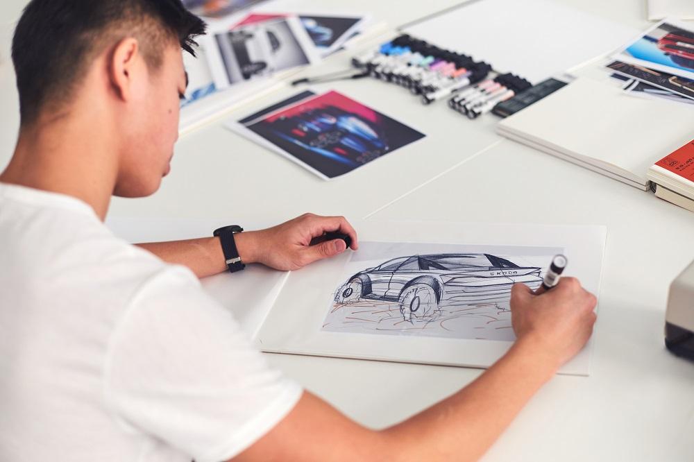 Новым студенческим концепт-каром SKODA станет пикап на базе модели KODIAQ (1)