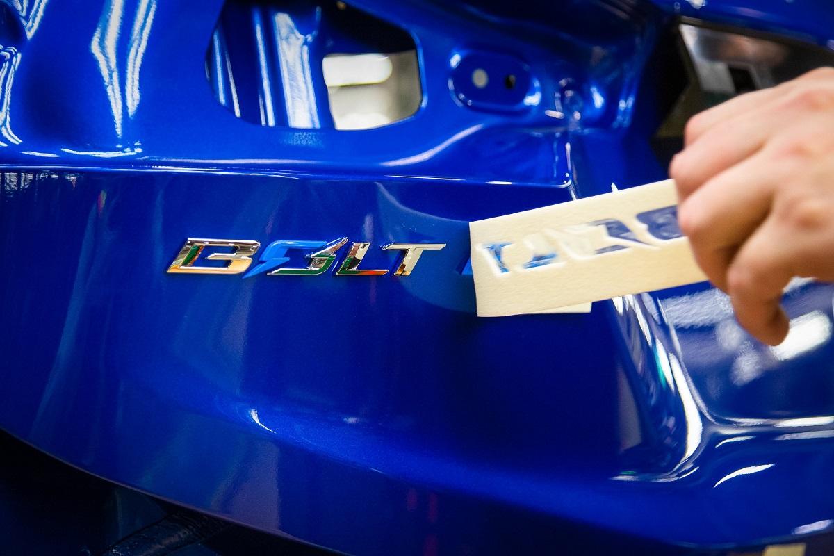 Chevrolet производство