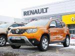 Renault предлагает специальные условия на покупку автомобилей