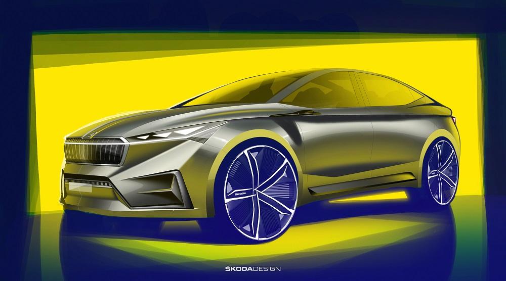 SKODA на автосалоне в Женеве - электрические, умные, инновационные и эмоциональные автомобили (1)