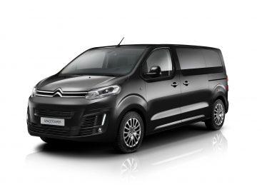 Citroën объявляет о старте программы «Семейный автомобиль Citroën SpaceTourer»