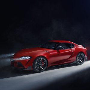 Toyota привезет в Россию 22 спорткара Supra