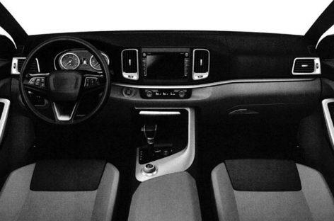 УАЗ продолжает разработки нового кроссовера 3170