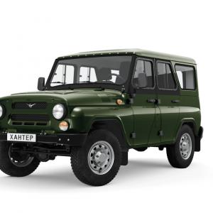 УАЗ начал продажи обновлённого Хантера