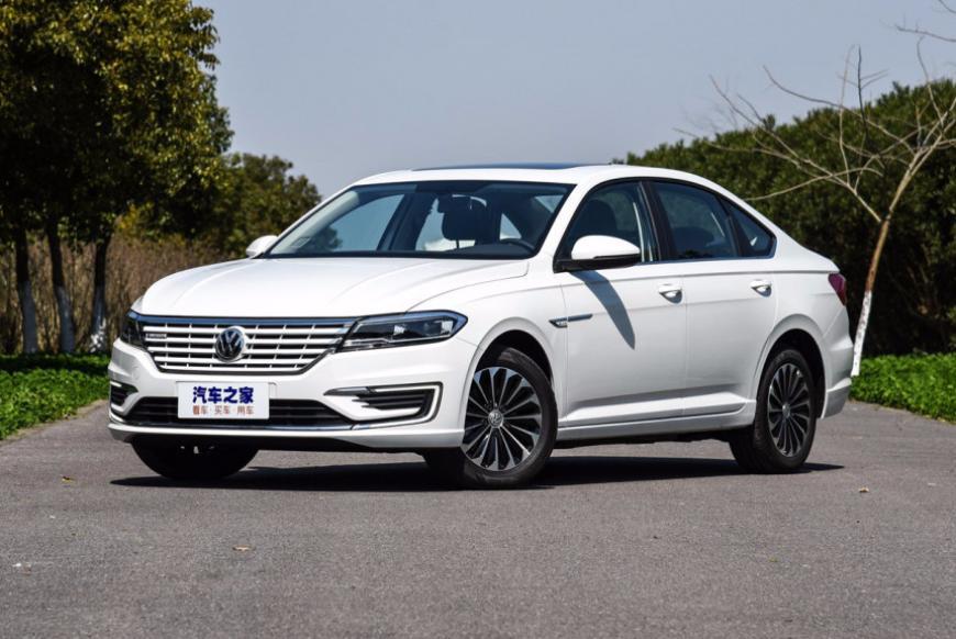 VW e-Lavida 1